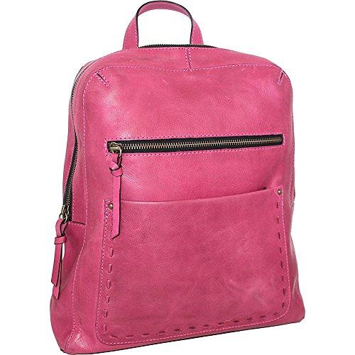 Nino Bossi Emma Backpack Handbag (Fuchsia) by Nino Bossi