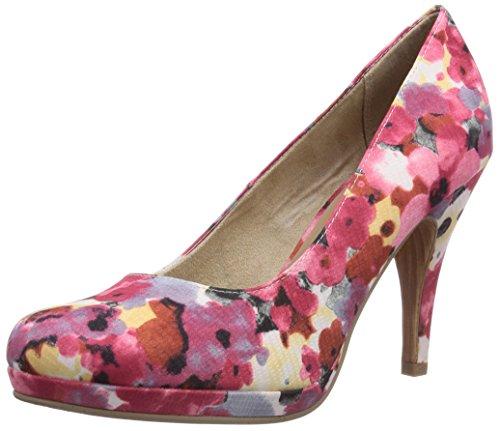 Mehrfarbig Tamaris Multicolore Femme Comb 22407 911 Escarpins pink 88qOTa