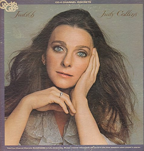 Judith Quad Quadradisc Vinyl LP for sale  Delivered anywhere in USA