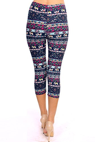 VIV-Collection-Print-Brushed-Ultra-Soft-Capri-Cropped-Leggings-Regular-and-Plus-Sizes-XS-2XL-Listing-1