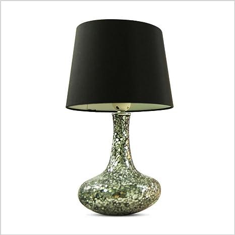 pequeño Mosaico mesa escritoriocama de bolos lámpara nuevo lc3TF1JuK5