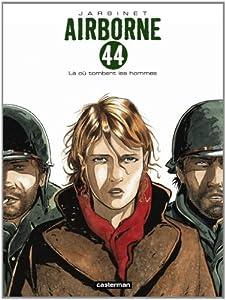 """Afficher """"Airborne 44 n° 1<br /> Là où tombent les hommes"""""""