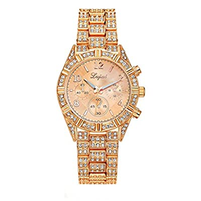 Hunputa® Luxury Vente chaude De Mode De Luxe Femmes Montres Femmes Bracelet Montre Watch by Hunputa