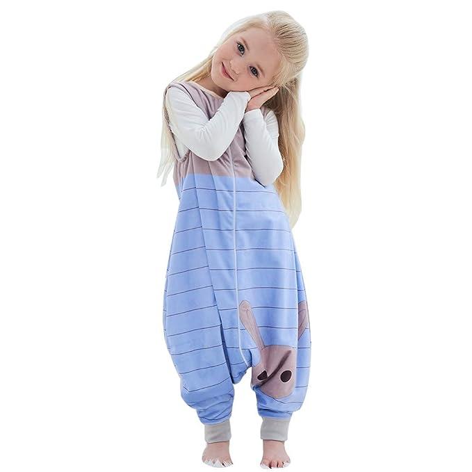 Coooky.D - Saco de Dormir Unisex para bebé (1-6 años): Amazon.es ...