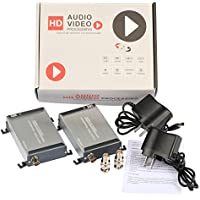 MiraBox HDMI Extender Over Single RG59/RG-6U Coax Cable 1080P 200m LossLESS No-Delay For DVR, DVD, Home Theater