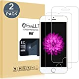 Best I Phone 6 Screen Protector Cases - [2 pack] iPhone 6/6s Screen Protector, EasyULT Premium Review