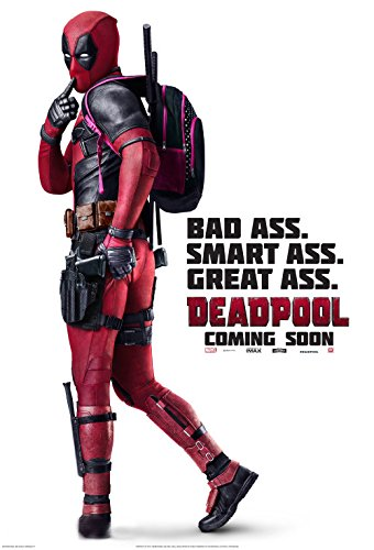 Deadpool Movie Limited Print Photo Poster Ryan Reynolds Size