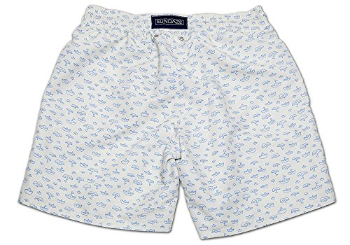 I GOT BIG BOATS - Sundaze Swimwear | DUDE KOLLEKTION 2017 | Premium Men's Beachwear | Die Gentleman's Badeshorts