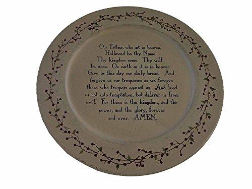 Prayer Plate Lords (13