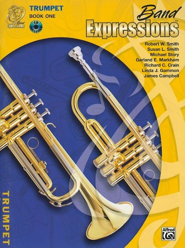 Band Expressions: Trumpet Edition, Book (Band Expressions Book)