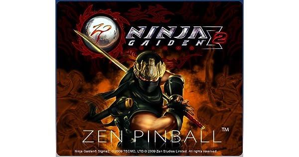 Amazon.com: Zen Pinball - Ninja Gaiden Sigma 2 Table [Online ...
