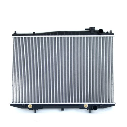 CarPartsDepot, 3.3L V6 Non-Supercharged 1 Row A/T Cooling Radiator Automatic Replacement Assembly, 409-2215 NI3010110 2215 04 Nissan Frontier Xterra Supercharged