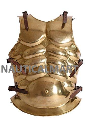 reek Muscle Armor Cuirass Wearable Halloween Costume ()
