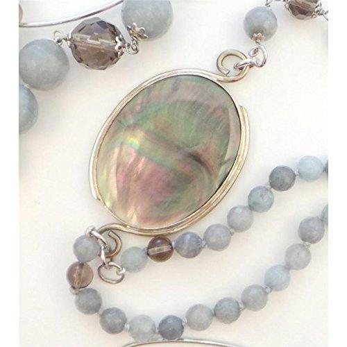 Collier artisanal Femme RC _ 945pierres dures pierres dures