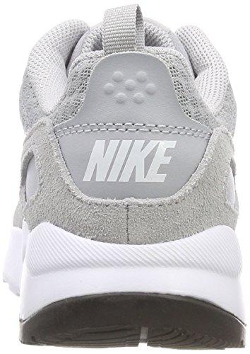 de Running Black Wolf White LD Mujer para Runner Wmns Zapatillas 006 NIKE Grey Gris RwBxqIFX