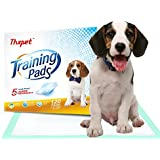 """Thxpet Pet Puppy Training Pads 120 Count 17.5""""x 23.5"""" Dog Pee Potty Pad Wee Wee Pad Super Absorbent Leak Proof"""