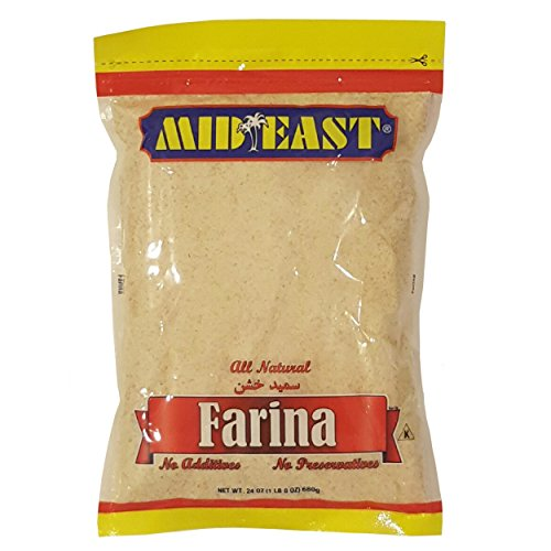 Mid East Farina 24 oz, Pack of 1