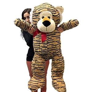 3 Foot Giant Stuffed Tiger 36 Inch Soft Big Plush Stuffed Animal - 5106lLyPwtL - 3 Foot Giant Stuffed Tiger 36 Inch Soft Big Plush Stuffed Animal