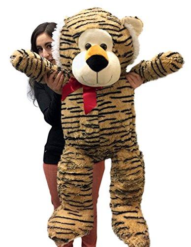 3-Foot-Giant-Stuffed-Tiger-36-Inch-Soft-Big-Plush-Stuffed-Animal