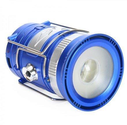 EkronLED Solar Emergency Light Bulb (Lantern) - Travel Camping Lantern (Random Colours) / Torch Light for Home, Emergency Light