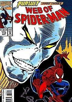 Web of Spider-Man, Vol. 1, No. 112 -