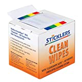 MicroCare Sticklers CleanWipes All Purpose Fiber Optic Cleaning System