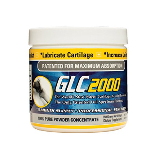 GLC 2000 100% Pure Powder Concentrate, 350-grams Jar
