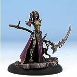 Jen Harvester Of Souls Miniature Visions In Fantasy Dark Sword Miniatures