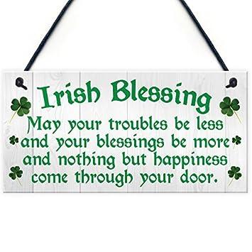 irish blessing friendship quotes