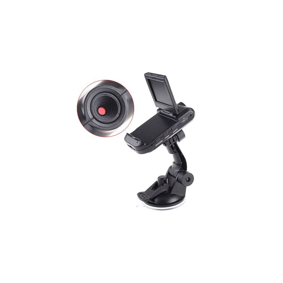 Car HD 2.5 Color LCD Motion Detection Camera Recorder