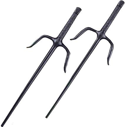 Amazon.com: Ninja Sais Juguete Arma: Toys & Games