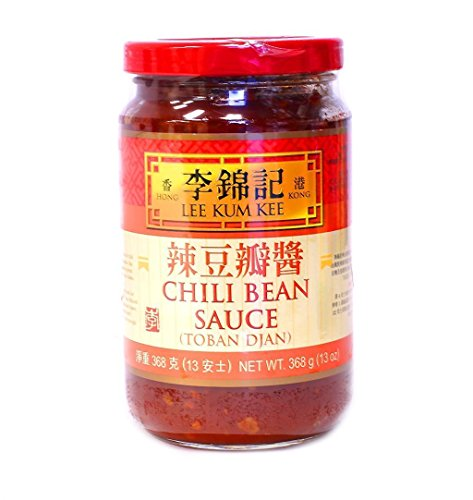 (Lee Kum Kee LKK Chili Bean Sauce (Toban Djan) 13 Oz, 1 Pack)