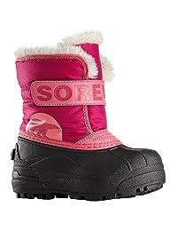 Sorel Commander CO PI Bri Cold Weather Boot (Toddler/Little Kid)
