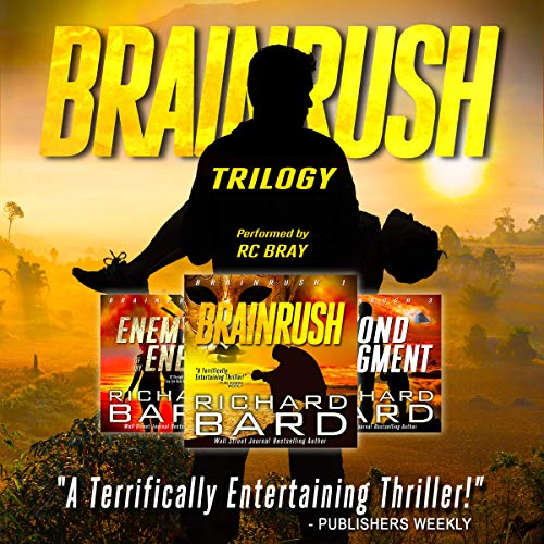 (The Brainrush Trilogy: Box Set)