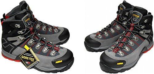 FUGITIVE GTX CENDRE/GUNMETAL/ROSSO Gore-Tex ゴアテックス 防水 ハイキング トレッキング ブーツ 特殊部隊御用達 - US8.5/26.5cm
