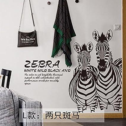 Sunny Dream Wall stickers camera da letto soggiorno personalità ...