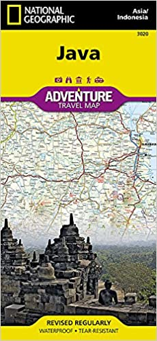 Java [Indonesia] (National Geographic Adventure Map ... on vietnam map, bali map, australia map, indonesia map, mekong river map, mecca map, indochina map, malaya map, world map, india map, hawaii map, gujarat map, philippines map, madagascar map, moluccas map, singapore map, sumatra map, gobi desert map, jakarta map, china map,