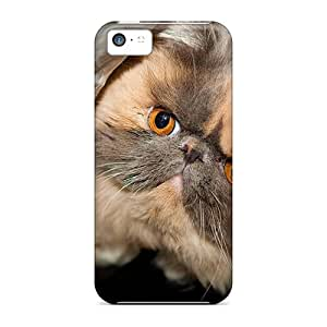 Fashion Design Hard Cases Covers/ LsA18079FgBI Protector For Iphone 5c