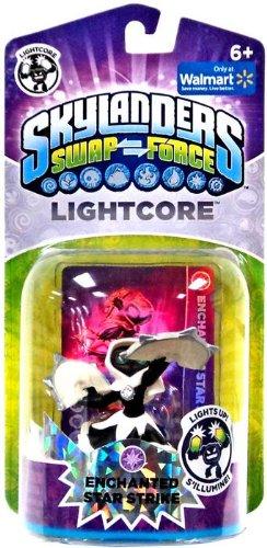 Skylanders SWAP FORCE LIGHTCORE Figure Enchanted Star Strike