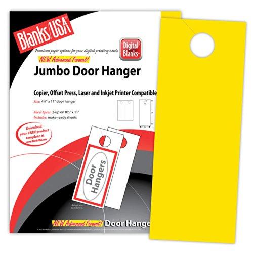 Digital Door Hanger - 4.25