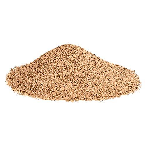 Zilla 11993 Ground English Walnut Shells Desert Blend, 50-Pound Bag (Desert Blend)