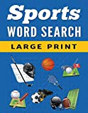 Word Search Puzzle Book Sports & Games