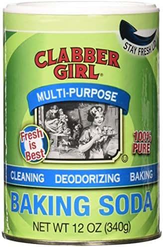 Baking Soda: Clabber Girl