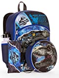 Toys : Jurassic World 5-Piece Backpack Set With Lunch Bag