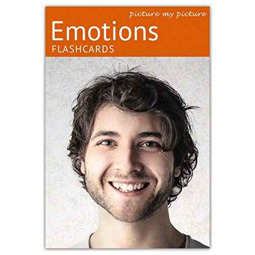 - Picture My Picture Feelings and Emotions Flash Cards | 40 Emotion Development Language Photo Cards | 5 Learning Games | Speech Therapy Materials and ESL Materials