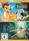 Bambis Abenteuer: Bambi (Diamond Edition) + Bambi 2 (Special Edition) [2 DVDs]