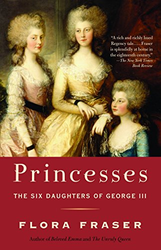 Princesses: The Six Daughters of George - Elizabeth George King Vi Queen