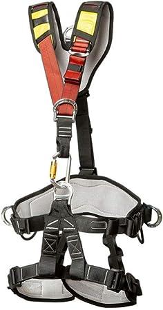YXLONG Cinturón De Seguridad Escalada De árboles Protección ...