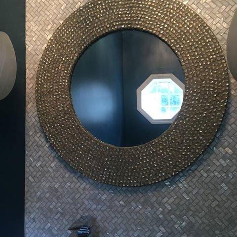 AFSJ Genuine White Herringbone Mother of Pearl Tile 12 Packs-Bathroom Kitchen Backspalsh by AFSJ (Image #5)