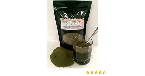 Amazon.com: Phyto Green - Green Superfood Drink Powder - Compare to Kyo Green - 16 oz: Health & Personal Care